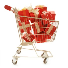 holiday-shopping-cart